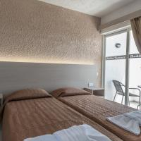 Twin Room with Balcony and Sea View