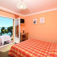 Double or Twin Room with Balcony - Sea View