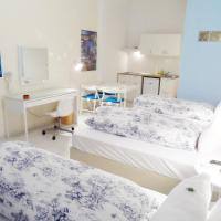 Triple bed Studio with Side Sea View