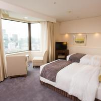 Suite Double or Twin on Premium Floor (Non-Smoking) - Tower Building