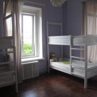Bed in Male Dormitory Room