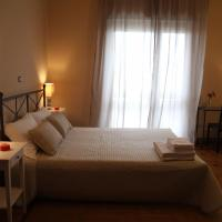 Double Room with City View and External Bathroom
