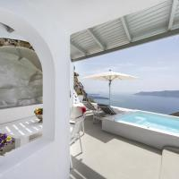Sunset Suite with  Outdoor Hot Tub and Panoramic Sea View