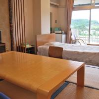Room with Tatami Area and Lake View