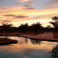 Gondwana Damara Mopane Lodge