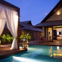 Beach Villa with King Bed