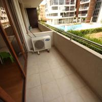 Apartment with Balcony and Pool View (2 Adults + 2 Children)