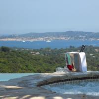Hotel Pictures: Villa Vue Féérique sur Golfe De Saint Tropez, Grimaud