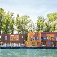 Zdjęcia hotelu: ArkaBarka Floating Hostel, Belgrad