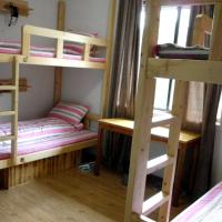 Bunk Bed in 4-Bed Female Dormitory Room 1