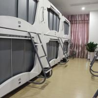 Single Bed in Dormitory Room B