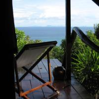 Orchid Bungalow with Sea and Garden  View
