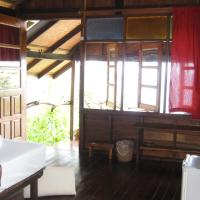 Hibiscus Bungalow with Sea and Garden View