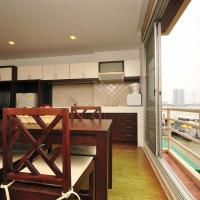 Two-Bedroom Apartment with River View