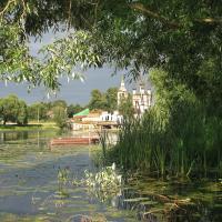 Country House Russian Dacha