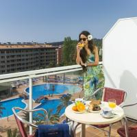 Apartment with Balcony (3 Adults + 2 Children)