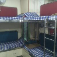 Single Bed in a Male Dormitory Room