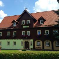 Hotelbilleder: Pension Immergrün, Kurort Jonsdorf
