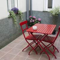 One-Bedroom Apartment with Patio