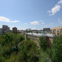 One-Bedroom Apartment with Balcony - Gruzinskiy Val 18/15