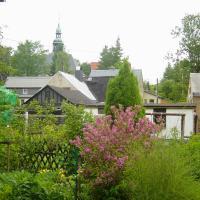 Hotelbilleder: Ferienwohnung Bimmelbahn-Blick, Neudorf