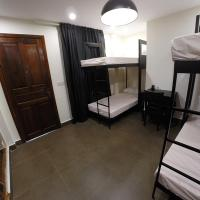 Single Bed in 4-Bed Male Dormitory Room (Lion Room)