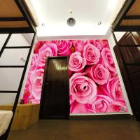 Single Bed in 4-Bed Female Dormitory Room (Rose Room)