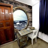 Single Bed in 4-Bed Male Dormitory Room (Boat Room)