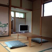 Japanese-Style Room with Shared Bathroom and River View - Second Floor