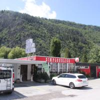 Hotel Pictures: Hotel Restaurant Simplonblick, Raron