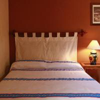 Double Room with Two Double Beds and Private Bathroom