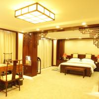 Executive Double Room with one free breakfast