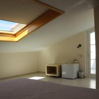 Roof Double or Twin Room with Sea View