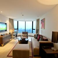 Twin Executive Suite with Sea View
