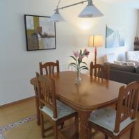 Two-Bedroom Apartment with Garden and Balcony