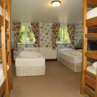 Bed in 9-Bed Dormitory Room