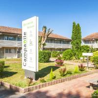 Hotel Pictures: Campanile Nîmes Sud - Caissargues, Caissargues