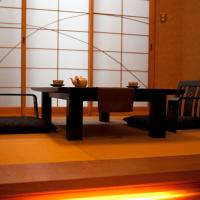 Family Room Mainsonette with Tatami Area and Private Open-Air Bath
