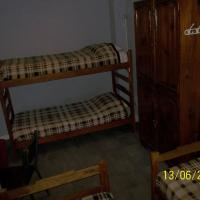 Single Bed in Mixed Dormitory Room with 4 Beds