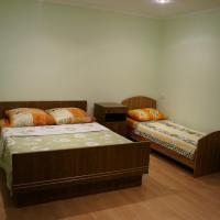 Economy Quadruple Room with Shared Bathroom
