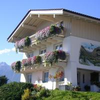 Zdjęcia hotelu: Ferienwohnung Zwoelferblick, Bramberg am Wildkogel