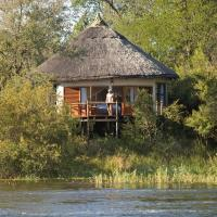 Chalet with River View