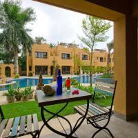 Duplex Villa with Pool View