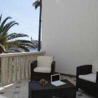 Comfort One-Bedroom Apartment with Terrace and Sea View