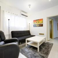 Three-Bedroom Apartment with Balcony- Sirkin St 1, Apt. 3