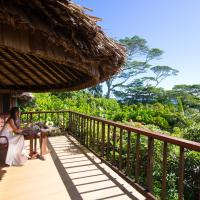 Deluxe Villa with Sea View