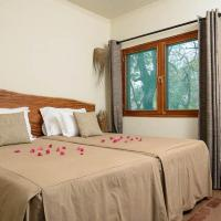 Single Room with Garden View