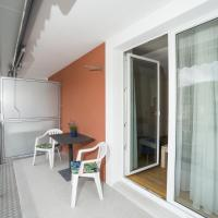 Large Studio with Balcony