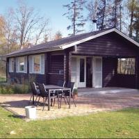 Hotel Pictures: Two-Bedroom Holiday home with a Fireplace in Ørsted, Kare