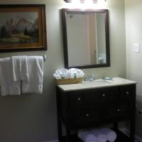 King Suite with Balcony and Kitchenette